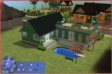 Tutorial Membangun Rumah Dengan The Sims Kyon S Room
