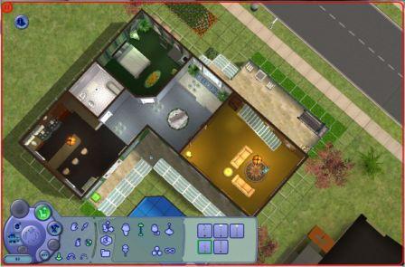 Jangan lupa ... & Tutorial Membangun Rumah Dengan The Sims   Kyon\u0027s room