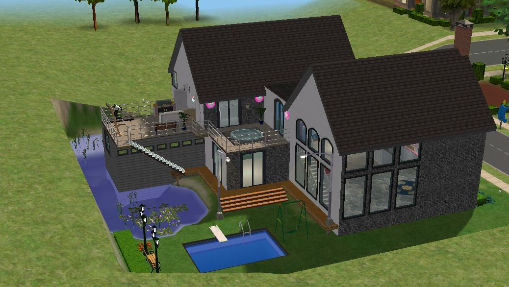 HOUSE AND BUILDING DESIGNS (Desain Rumah dan Bangunan & Desain Rumah Full House Drama Korea - House Q